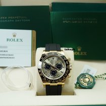 Rolex Daytona Yellow gold 40mm Champagne No numerals Singapore, Singapore