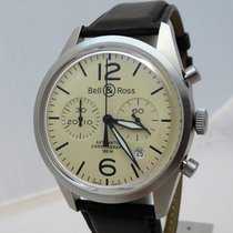 Bell & Ross Steel 41mm Automatic BR126-94 pre-owned