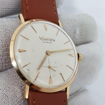 Wyler Vetta Wyler Vetta Ultra Thin Manual Winding 34mm Rosegold 1960 pre-owned