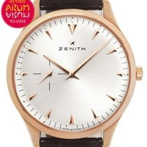 Zenith Elite Ultra Thin Oro rosa 40mm Plata Sin cifras España, Madrid