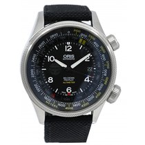 Oris Big Crown ProPilot Altimeter 01 733 7705 4184-Set 5 23 14FC 2016 подержанные