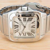 Cartier Santos 100 W200737G 2008 pre-owned