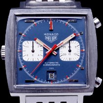 Heuer Steel 40mm Automatic 1133 B pre-owned United States of America, California, Los Angeles