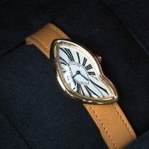 Cartier Crash Gelbgold Römisch