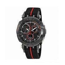 Tissot T-Race nuevo Cuarzo Cronógrafo Reloj con estuche y documentos originales T0924173706700