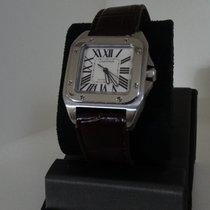 Cartier Santos 100 W20106X8 pre-owned