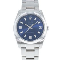 Rolex Oyster Perpetual 34 Steel 34mm Blue United States of America, Georgia, Atlanta