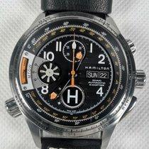 Hamilton H77616533 Acier 2015 44mm occasion