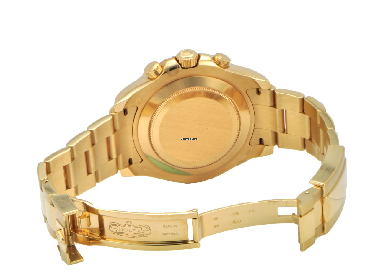 Rolex Yachtmaster 2 Gold