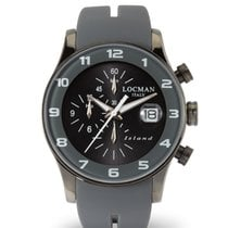Locman Island 0620GUGY-GYW2SIA Chronograph Quarz Men's Watch