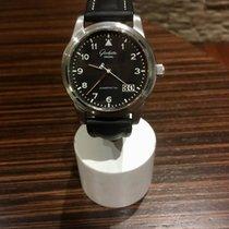 Glashütte Original Senator Automatik Navigator - Leather strap...
