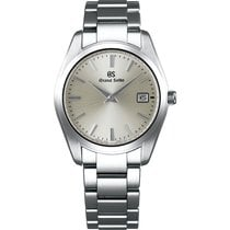 Seiko Quartz Men's Stainless Steel Watch SBGX263