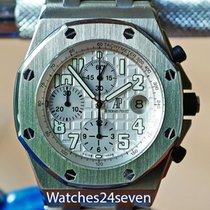 Audemars Piguet Royal Oak Offshore Chronograph Stahl 42mm Arabisch