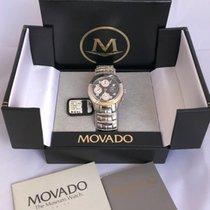 Movado Kingmatic Ref. 0604371-84-G5-0897 -R29-4/992 1998 nieuw
