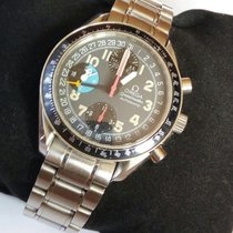 Omega 38205326 Acero Speedmaster Day Date 39mm