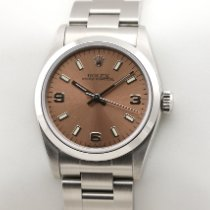Rolex Oyster Perpetual 31 Stahl