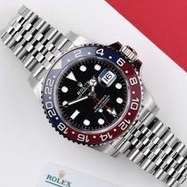 Rolex 126710BLRO Acier GMT-Master II 40mm