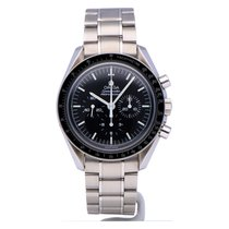 Omega Speedmaster Professional Moonwatch Steel