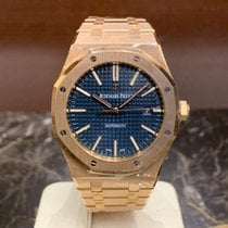 Audemars Piguet Royal Oak Selfwinding 15400OR.OO.1220OR.03 2016 новые