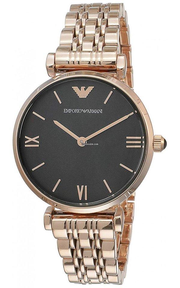 19e7eb3583255 Relógios de senhora Armani - Relógios de senhora 117 Armani na Chrono24