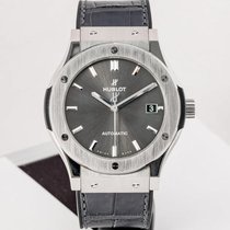 Hublot Titanium 45mm Automatic 511.NX.7071.LR new