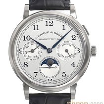 A. Lange & Söhne White gold 40mm Manual winding 238.026 new