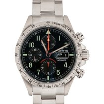 Fortis Steel 42mm Automatic 401.21.11 new Australia, Melbourne