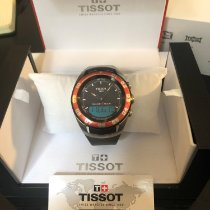 Tissot Sailing-Touch Zeljezo 45mm Crn