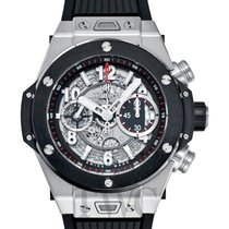 Hublot Big Bang Unico new Automatic Watch with original box and original papers 441.NM.1170.RX