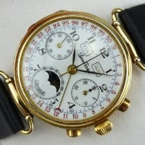 Lucien Rochat Plata 37mm Cuerda manual usados