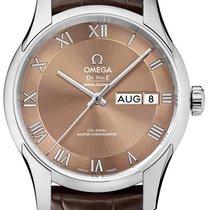 Omega De Ville Hour Vision 433.13.41.22.10.001 2020 new