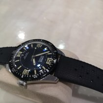 Oris Steel Automatic 65 pre-owned Singapore, Hong kong