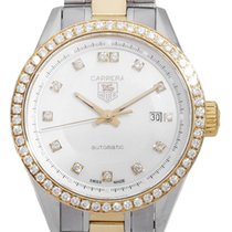 TAG Heuer Carrera Lady WV2451.BD0797 2009 pre-owned