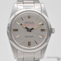 Rolex Milgauss Ocel 38mm Stříbrná Bez čísel