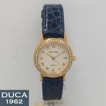 Lucien Rochat Yellow gold 26mm Automatic new