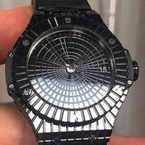 Hublot Big Bang Caviar Keramik 41mm Schwarz Keine Ziffern