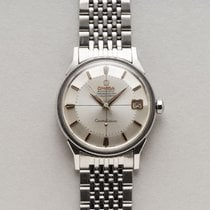 Omega Constellation Steel 34mm Silver
