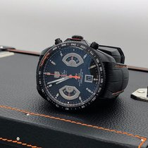 TAG Heuer Grand Carrera new Automatic Watch with original box and original papers CAV518K.FC6268