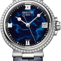 Breguet Steel 33.8mm Automatic 9518st/e2/984/d000 new United States of America, New York, Airmont