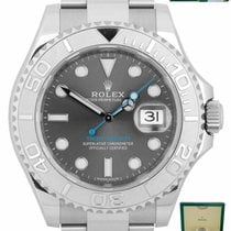 Rolex Yacht-Master 40 Steel 40mm Grey United States of America, New York, Smithtown
