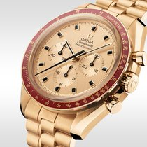 Omega Speedmaster Yellow gold 42mm Yellow