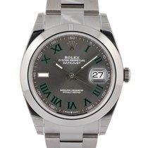 Rolex Datejust Acciaio 41mm Romano Italia, BRESCIA