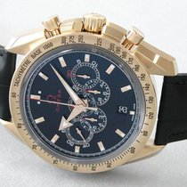 Omega Speedmaster Broad Arrow new Automatic Chronograph Watch with original box and original papers 321.53.44.52.01.001