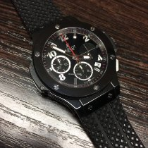 Hublot Cronógrafo 41mm Automático usados Big Bang 41 mm Negro