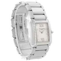 Patek Philippe Twenty-4 Diamond Ladies Watch 4910/10a-011