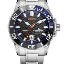 Doxa Into the Ocean D196SBU Automatic Limited Editon Watch