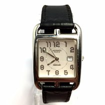 Hermès CAPE COD PM Watch w/ 17 Inches Long Original HERMES...