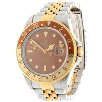 """Rolex GMT-Master II Gold/Steel Ref.16713 """"Tiger Eye"""""""
