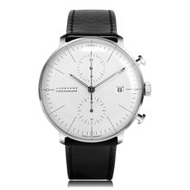 Junghans Men's 027/4600.00 Max Bill Chronoscope