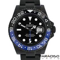 Rolex Gmt-master Ii 116710 Black Venom Limited Edition /35 Dlc...